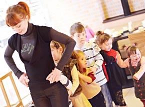 Тернопільська обласна громадська організація Центр сприяння дітям з синдромом Дауна БебіКо