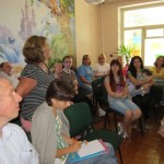 Семінар та консультації спеціалістів з США