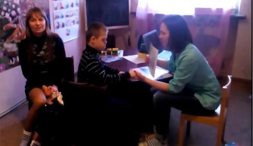 Акція Кольорові шкарпетки до Всесвітнього дня людей з синдромом Дауна